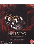 Hellsing Ultimate - Volumes 1-4