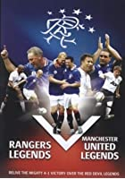 Rangers FC - Rangers Legends V Man Utd Legends