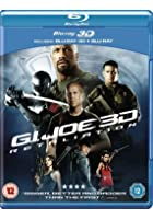 G.I. Joe Retaliation - 3D Blu-ray