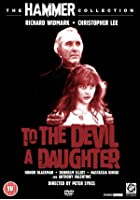 To The Devil A Daughter