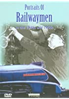 Portraits Of Railwaymen In The 1940s and 1950s