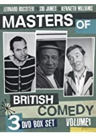 Masters of British Comedy - Volume 1