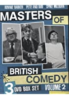 Masters of British Comedy - Volume 2