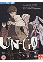 Un-go: The Complete Series