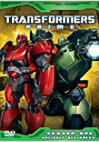 Transformers Prime - Series 1 Part 4 - Unlikely Alliances