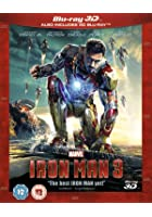 Iron Man 3 - 3D Blu-ray