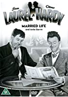 Laurel And Hardy - Married Life And Anita Garvin - No. 18