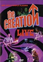The Creation - Live - Red With Purple Flashes