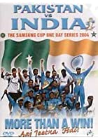 Pakistan v India - One Day