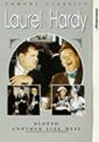Laurel And Hardy - Original Brats And More Hal Roach