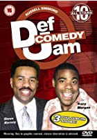 Def Comedy Jam - All Stars - Vol. 10