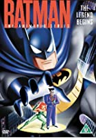 Batman - The Animated Series - Vol. 1 - The Legend Begins