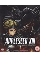 Appleseed XIII: Complete Series Collection
