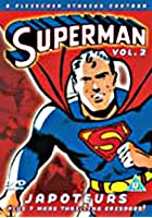 Max Fleischer Superman Cartoons - Volume 2