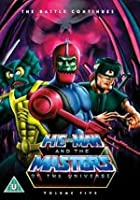 He-Man And The Masters Of The Universe - Vol. 5