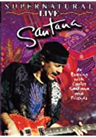 Santana - Supernatural - Live