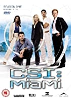 CSI Miami - Season 1 - Part 1