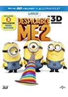 Despicable Me 2 - 3D Blu-ray