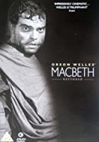 Orson Welles' Macbeth