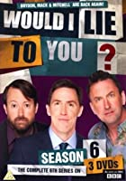 Would I Lie To You - Series 6