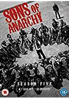 Sons Of Anarchy - Series 5 - Complete