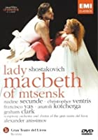Lady Macbeth Of Mtsensk - Shostakovich