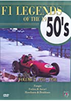 F1 Legends Of The 1950's - Volume 2 - 1955-1958