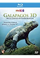 Galapagos With David Attenborough - 3D Blu-ray