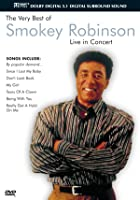 Smokey Robinson - The Very Best Of - In Concert
