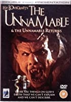 The Unnamable, The / Unnamable Returns