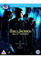 Percy Jackson - Sea of Monsters - 3D Blu-ray