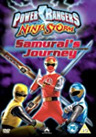 Power Rangers Ninja Storm - Samurai&#39;s Journey