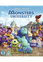 Monsters University - 3D Blu-ray