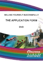 Selling Yourself Successfully - The Application Form