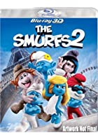 The Smurfs 2 - 3D Blu-ray