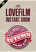 LOVEFiLM Instant Show - Best of Autumn Films & TV