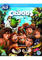 The Croods - 3D Blu-ray