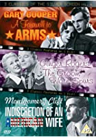 3 Classics Of The Silver Screen - Vol. 4 - A Farewell To Arms / The Groom Wore Spurs