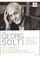 Georg Solti Conducts the Chicago Symphony Orchestra