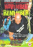ECW - November To Remember '99
