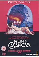 Fellini&#39;s Casanova