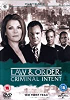 Law And Order Criminal Intent - Series 1