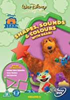 Bear In The Big Blue House - Shapes, Sounds And Colours