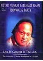 Ustad Nusrat Fateh Ali Khan Qawwal and Party Vol. 1