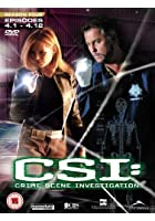 CSI - Crime Scene Investigation - Season 4 - Part 1
