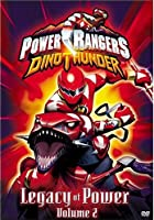 Power Rangers - Dino Thunder: Legacy Of Power