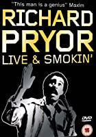 Richard Pryor - Live And Smokin'
