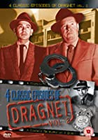 Dragnet - 4 Classic Episodes - Vol. 2 - Drug Pushing Teenager /