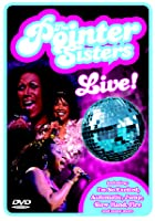 The Pointer Sisters - Live In Concert