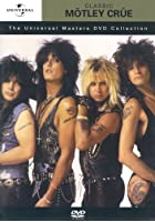 Motley Crue - The Universal Masters DVD Collection